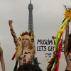 Femen in Paris april 2012