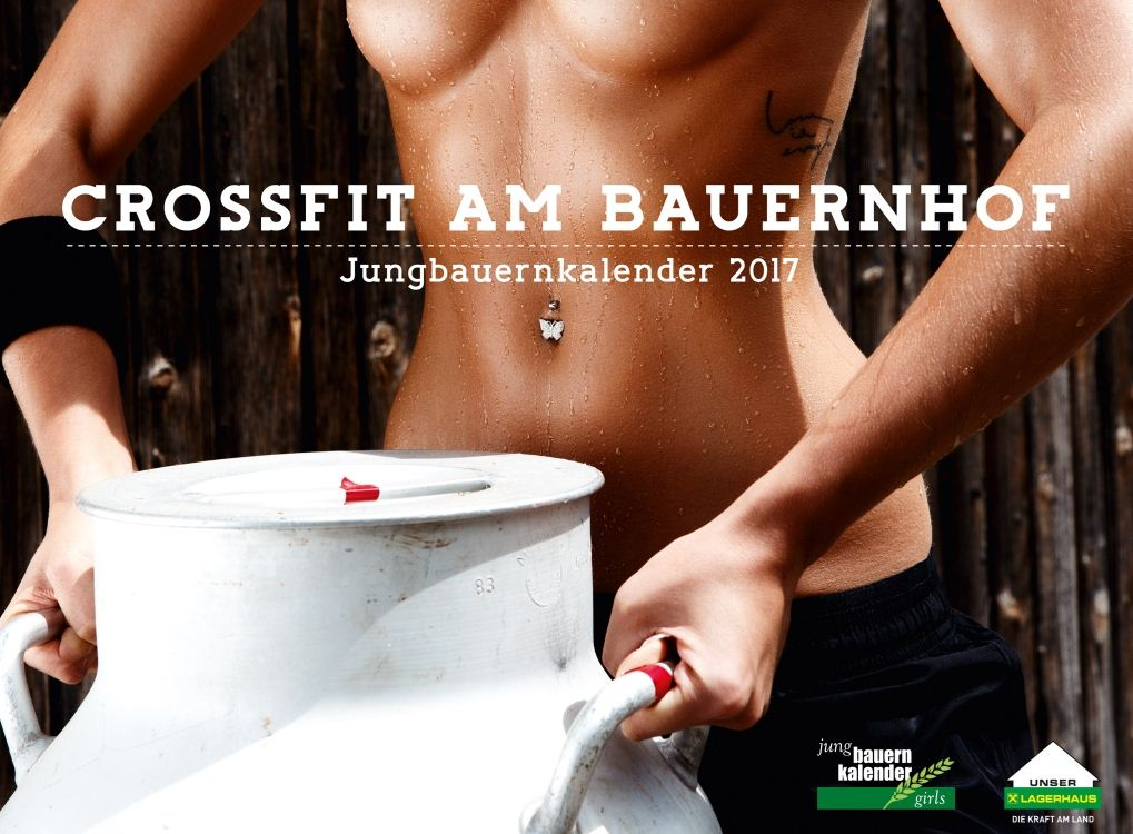 Jungbauern Kalender 2017
