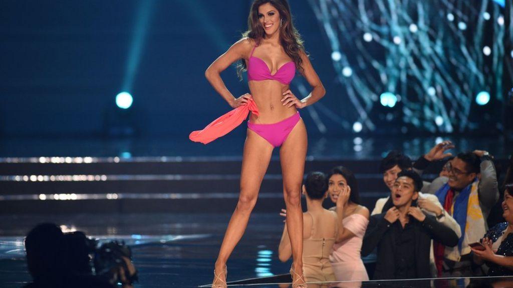 Ирис Миттенар Мисс Вселенная 2017