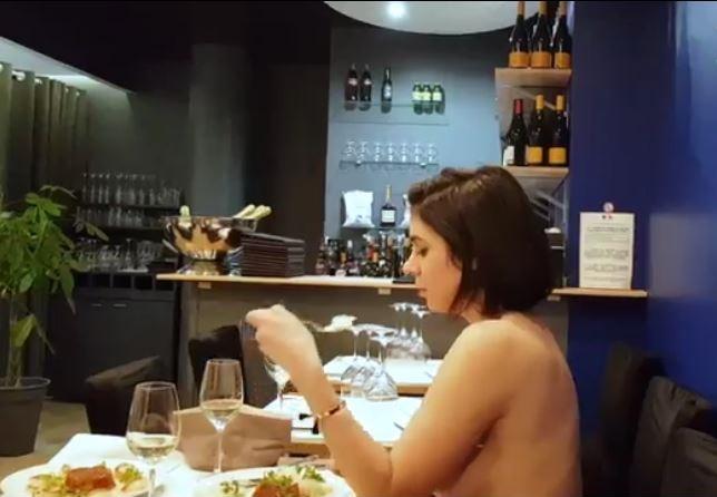 O'naturel - ресторан для нудистов в Париже